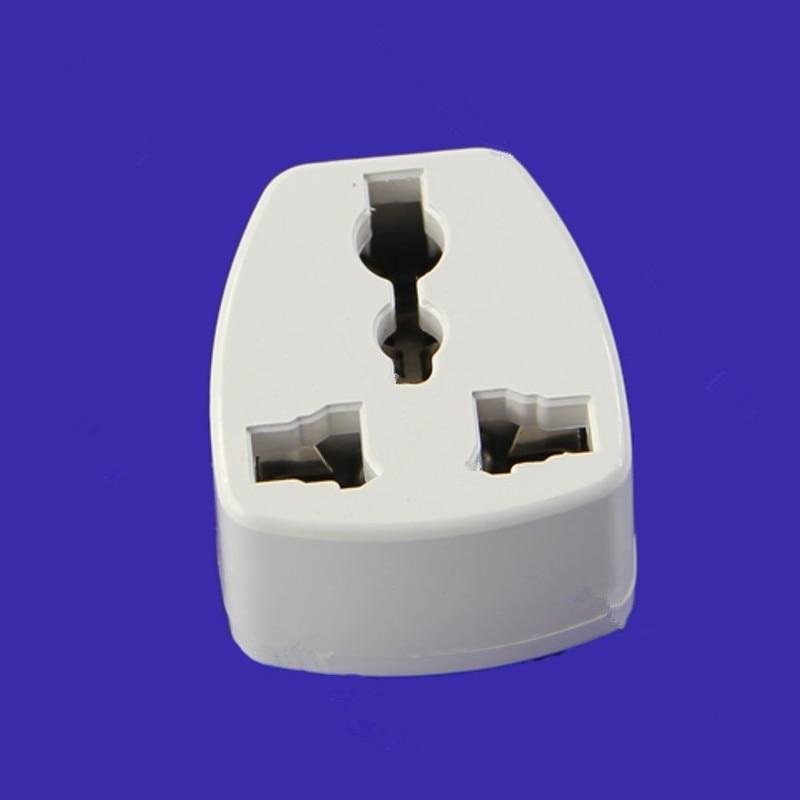 UE UA US UK 220v Pour Universal Voyage AC Plug Power Socket Adapter Converter #4XFC# Drop Shipping