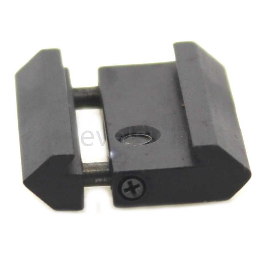 Support de portée 11mm à 20mm adaptateur de convertisseur queue d'aronde tactique à Picatinny montage de Rail Snap dans le Rail pour laser à visée de point rouge