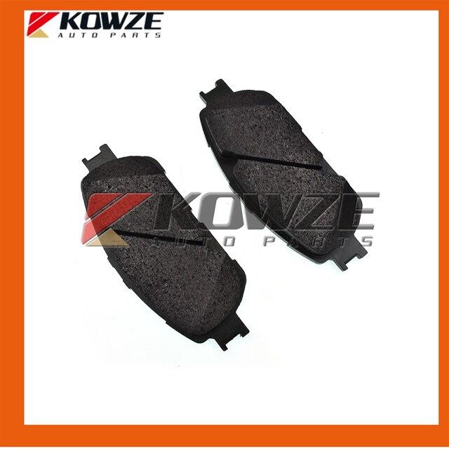 Front Brake Pad Set for Toyota Gamry Saloon MCV3 ACV3 XV3 3.0V6 200i-2009 04465-33240