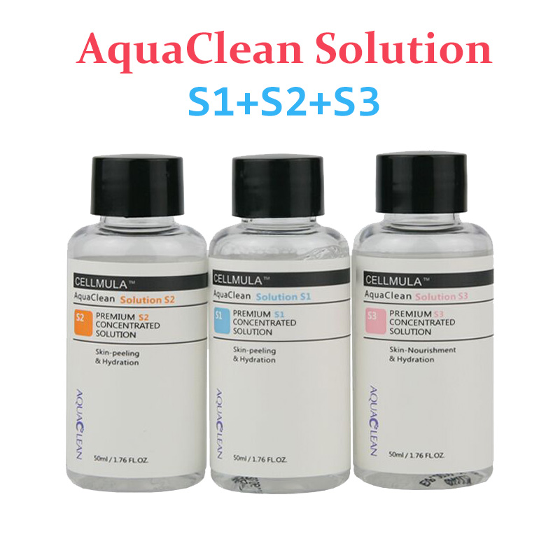 Aqua Peel Concentrated Solution 50ml Per Bottle/Aqua Peeling Solution/Aqua Facial Serum Facial Serum For Normal Skin Clinic Use