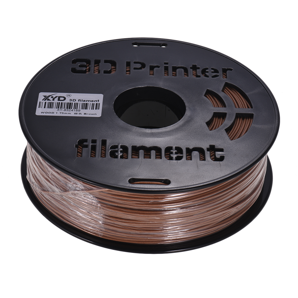 1KG/ Spool 3D Printer Wood Filament 1.75mm Printing