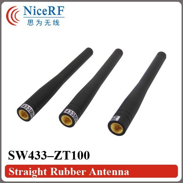 SW433-ZT100-Straight Rubber Antenna-2