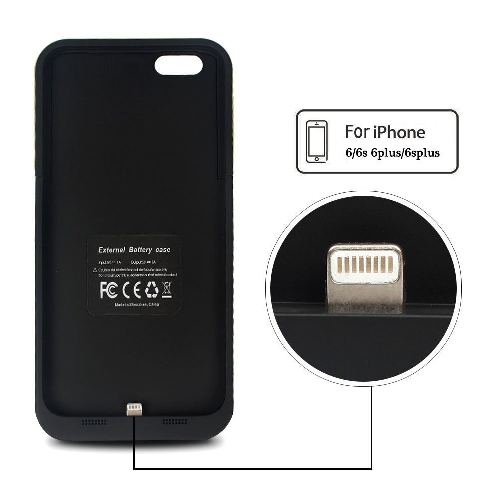 iphone 6 case charger