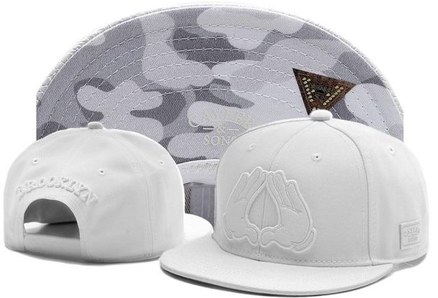 2016 Swag style brand cayler and sons white snapback caps hip hop cap  baseball hats for men women bones snapbacks bone gorras 5de4c63716d