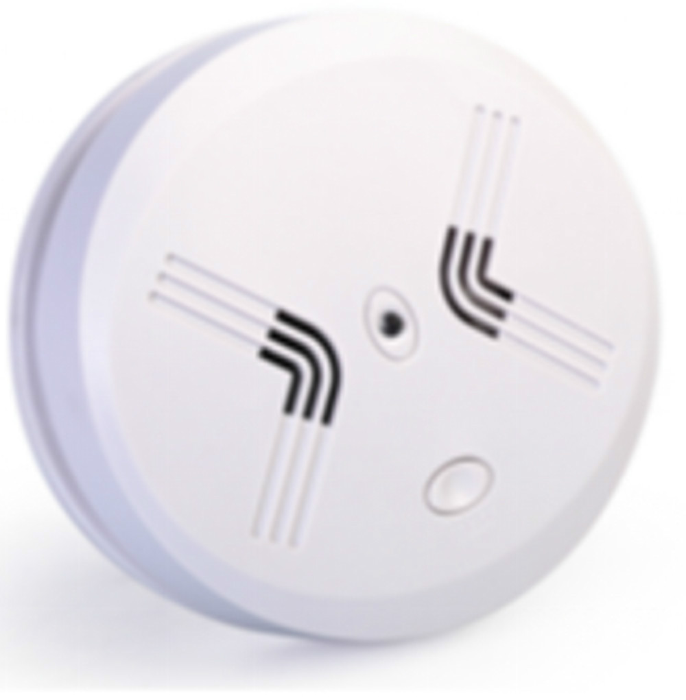 Wired Smoke Detector Anti-light Mothproof Dustproof