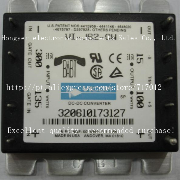 Free Shipping VI-J62-CW DC/DC: 300V-15V-100/W power module,Can directly buy or contact the seller imports of u s vicor module vi j62 cw vi j62 ew 300v turn 15v100w dc dc