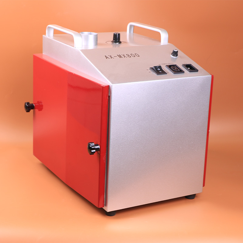 110/220V AX-MX800 Dental Vacuum Dust Extractor Dental Lab Equipment for Dust Extraction in Dental Labs high quality 2 units dental lab dental vacuum dust extractor equipment machine collector unit ax super800