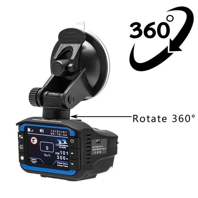 2 in 1 HD 720P Car DVR Detector Camera Video Recorder Dash Cam 140 Degree Dropshipping 2019 NEW Grabadora de grados
