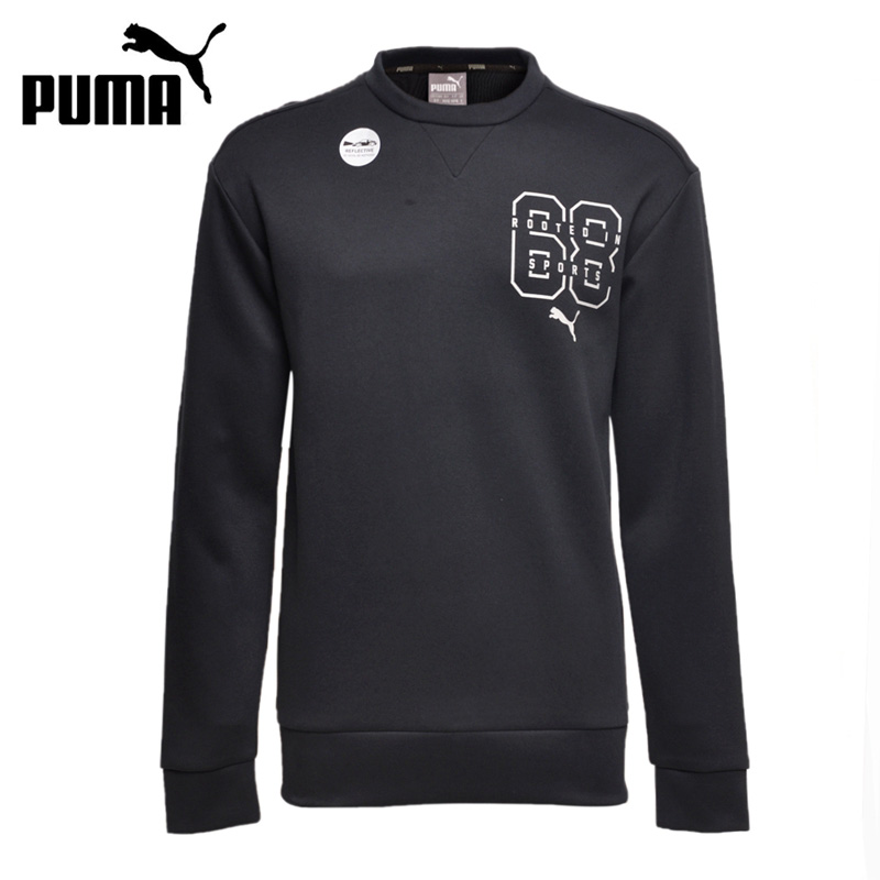 Original New Arrival Puma Men's Pullover Jerseys Sportswear adidas original new arrival official neo women s knitted pants breathable elatstic waist sportswear bs4904