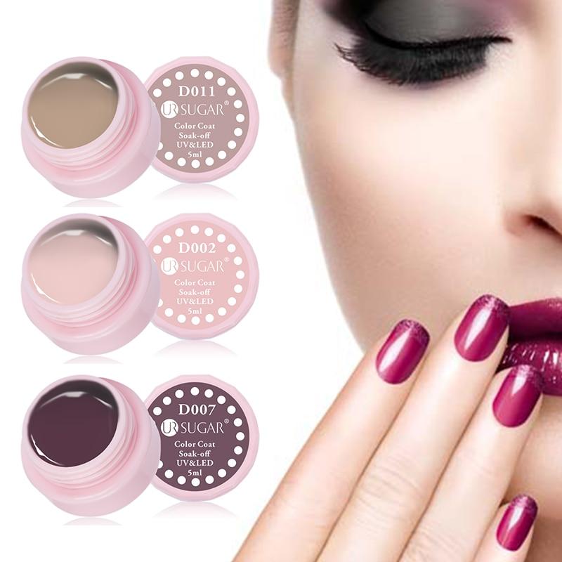 Aliexpress Ur Sugar Nail Diy Soak Off Gel Uv Led 5ml Art Enamel Nails Polish Varnish Lacquer From Reliable Suppliers