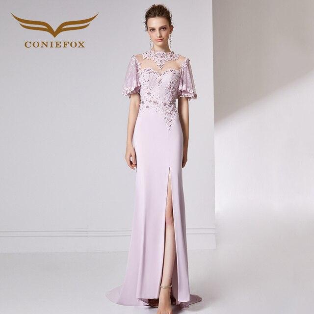 Coniefox 32083 rosa Charming Sammlung blumen mutter der braut kleid ...
