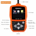 New foxwell scanner nt201 universal car diagnostic obdii EOBD CAN Engine Analyzer with IM key Code Readers Scan Tools Elm327