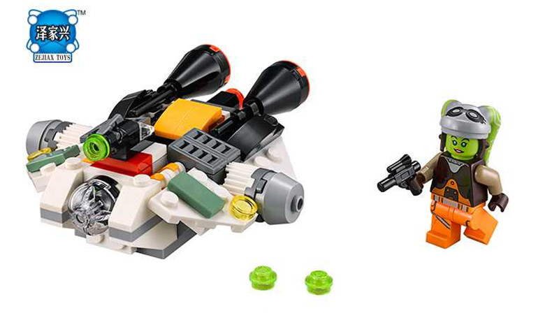 Star Space  Wars Frist Order Ghost Ship Micro Fighters Lepines Building Block Bricks Figures Toys