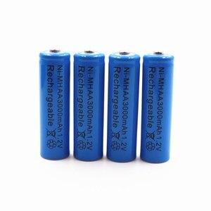 Image 5 - 20 Stuks Aa 1.2V 3000 Mah Batterij Aa Ni Mh 1.2V Oplaadbare Batterijen Batterij Tuin Solar Light Led Zaklamp torch Dropshipping