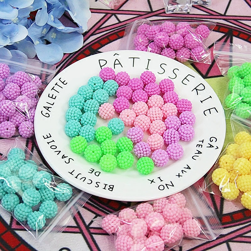 Slime charms 10g Charms Filler for Slime Supplies Bead Addition For Polymer Clay Slime Toy Accessories Decoration 18