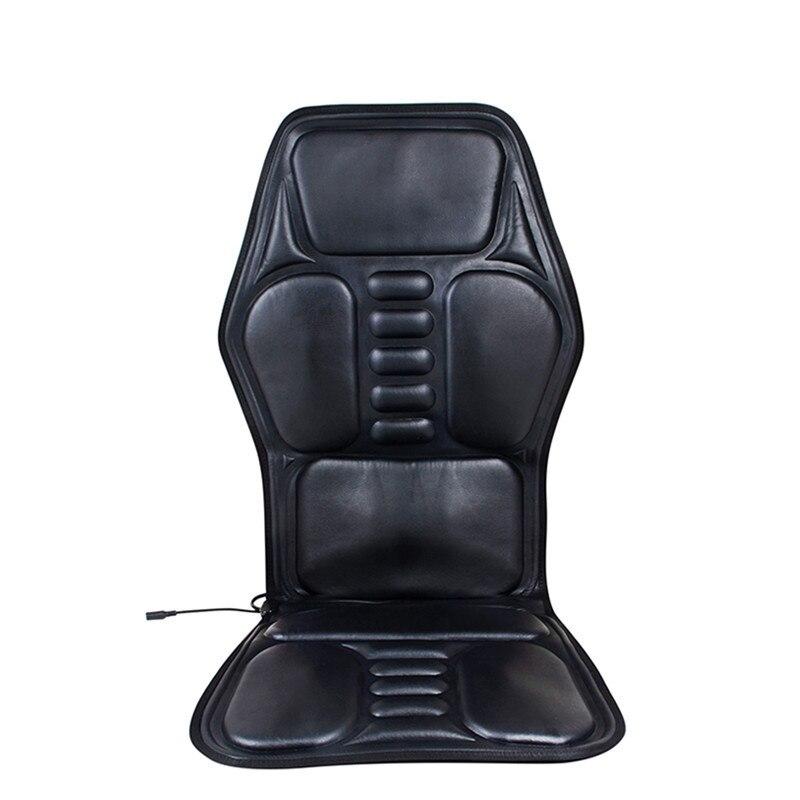 High Quality Multifunction 12V Electric Heated Seat Cushion Winter Car Massage Pad Heater Warmer Car Seat