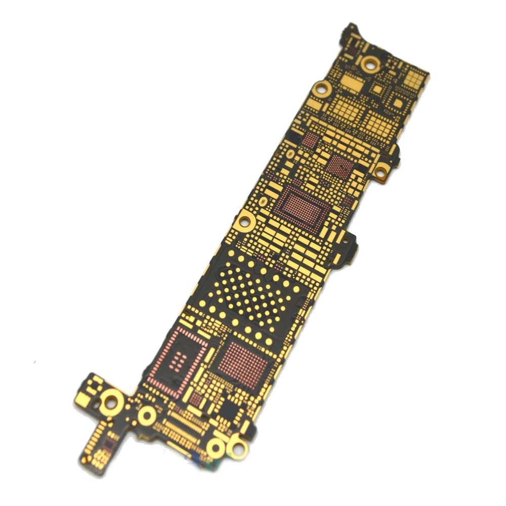 2pcs New Motherboard Main Logic Bare Board For iPhone 4 4S 5 5S 5C 6 ...
