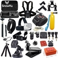 Gopro Плечевой Ремень Грудь Жгут Ремень Адаптер для GoPro Hero 5 3 + 4 Камера xiaomi yi sjcan sj4000 sj5000 sj6000 GS05