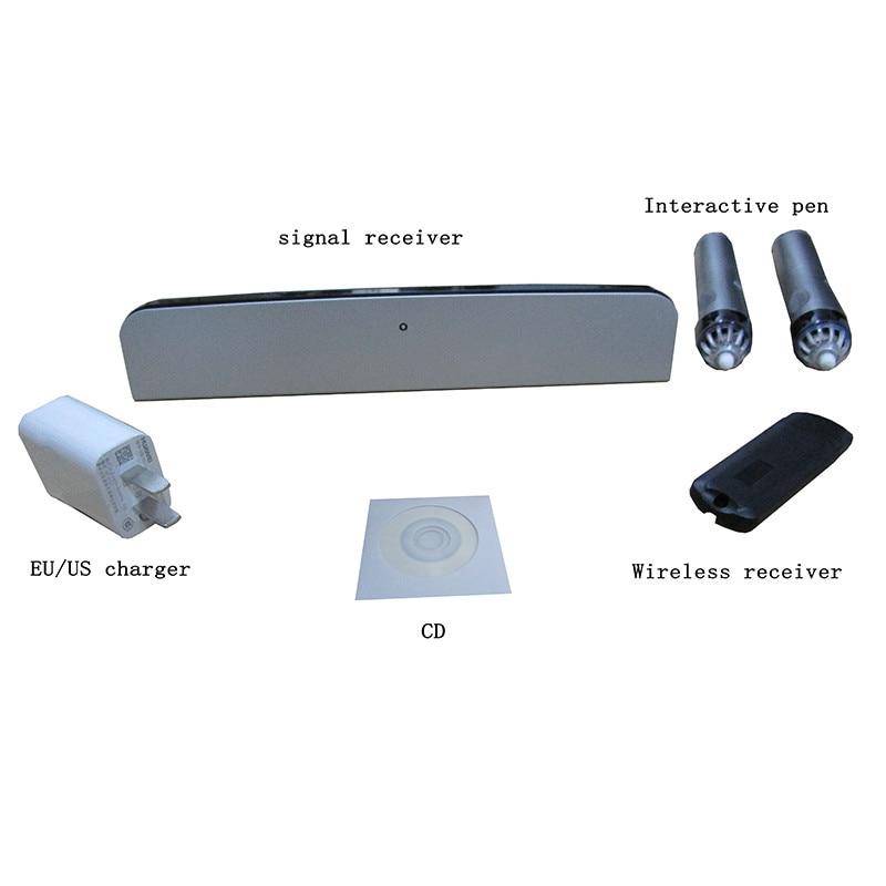 Sans fil ultrasons Portable électronique interactif tableau Blanc Tableaux livraison gratuite