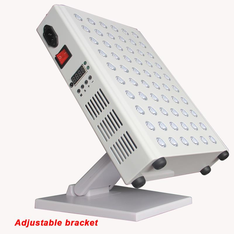 New 120w Red Blue Light Beauty Lamp Led Facial Photon Therapy Face Machine Timer Light Therapy Acne Beauty