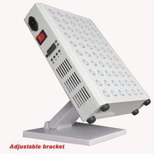 New 120W Red Blue Light Beauty lamp Led Facial Photon Therapy Face Machine Timer Acne