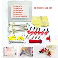 Bicycle Hydraulic Disc Brake Bleed Kit Tool For AVID ELIXIR JUICY CODE Formula HYGIA USAGI HAYES