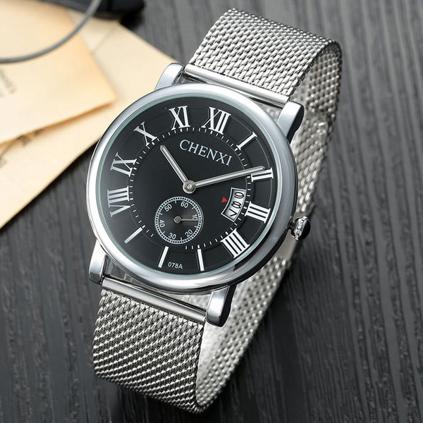 CHENXI Wristwatch 2017 Wrist Watch Men Watches Top Brand Luxury Famous Quartz Watch Male Clock Hours Hodinky Relogio Masculino стоимость