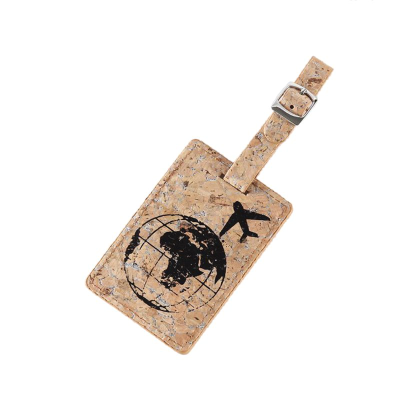 Fashion Travel Luggage Tags Labels Strap Name Address ID Suitcase Bag Baggage