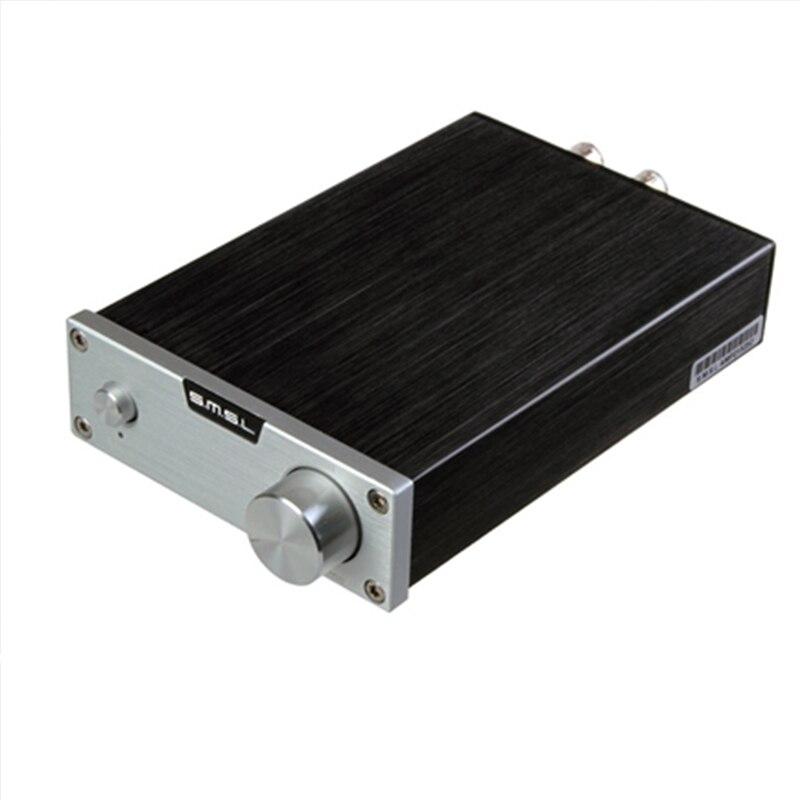 Nuevo y mejorado SMSL SA 98E 120 W * 2 TDA7498E con fuente de alimentación de audio Digital de Teatro en Casa amplificador - 3