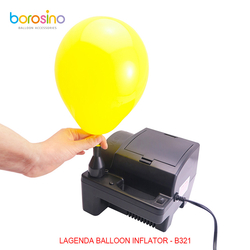 Free shipping for Wedding Decoration Foil and Latex Balloons Electric Air Inflator Balloon Pump Inflator 550W Machine B321 - 4