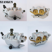 XUANKUN CRF250 LD450 250 Off Road Motorcycle Accessories Front Brake Calipers Before The Brake Under The