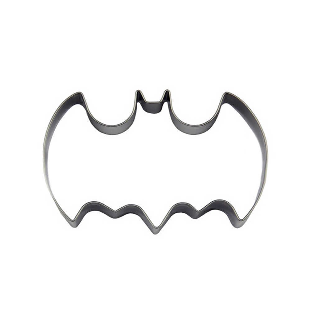 Detail Feedback Questions About Hot 1 Pieces Bat Batman Vampire Mould Fondant Cake Cookies Biscuit Cutter Mold Home Kitchen Tools On