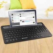 Zoweetek ZW07 English Bluetooth 3.0 Wireless Keyboard Touchpad Mouse Combo