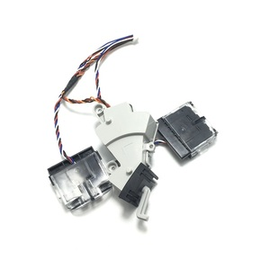 Image 5 - New Cliff Sensor Front Impact Component  for Xiaomi Vacuum Cleaner Roborock S50 S51 S53 S55 Assembly Spare Parts