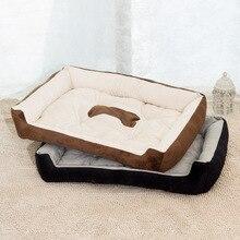 45X30cm Breed Dog Bed Sofa Mat House Kennel Pet Plush Nest Pad Warm Mats