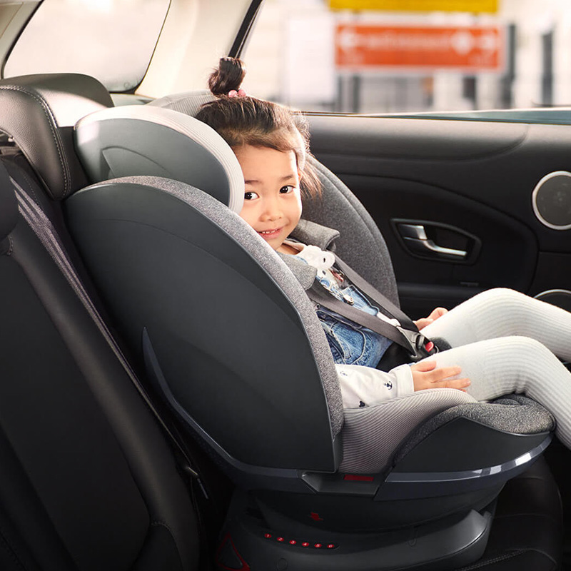 QQ666 Convertible Baby Safety Seat from Xiaomi Youpin Professional Baby Car Seat Isofix Kid Booster Chair For 9 Month-12 Years