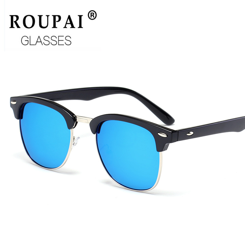 Optical Glasses Accessories : Aliexpress.com : Buy Semi Rimless Mens Sunglasses Sports ...