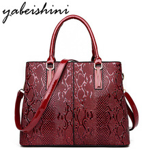 KMFFLY Brand Shoulder Bags Embossing Chinese Style Women Handbags Composite Bags Women Leather Handbags Famous Ladies sac a main