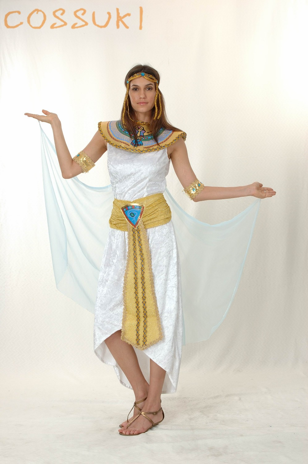 Sexy Egyptian Costume Women
