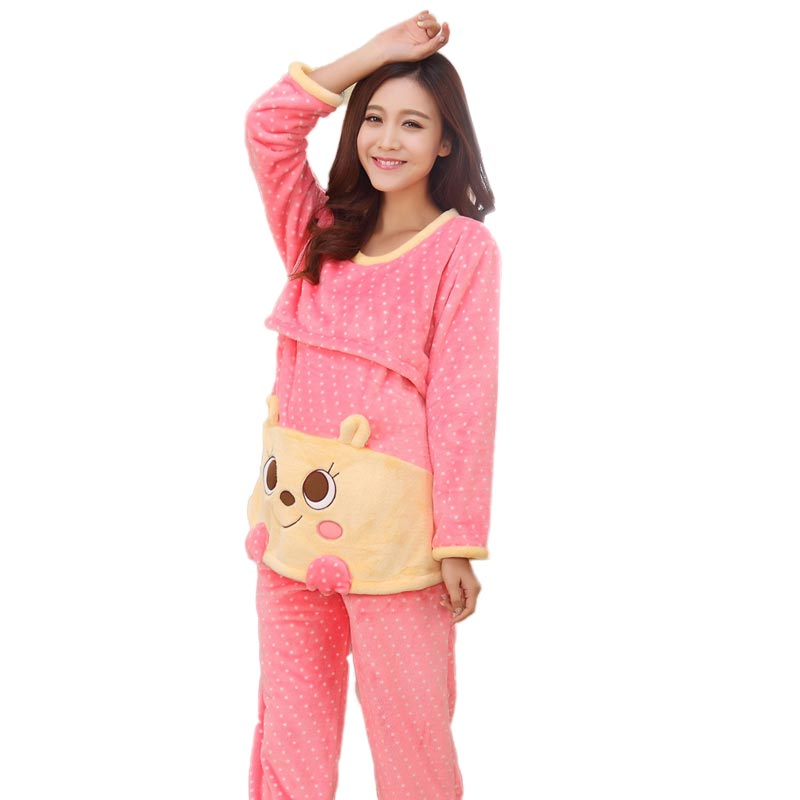 Compare Prices on Maternity Flannel Pajamas- Online Shopping/Buy ...