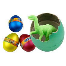 Funny Colorful Water Growing Egg Hatching Dinosaur Add Cracks Grow Eggs Children Kids Toys