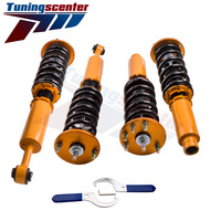 Adjustable Coilover Kit For Honda 98 02 Accord 99 03 Acura TL 01 03 CL Shock