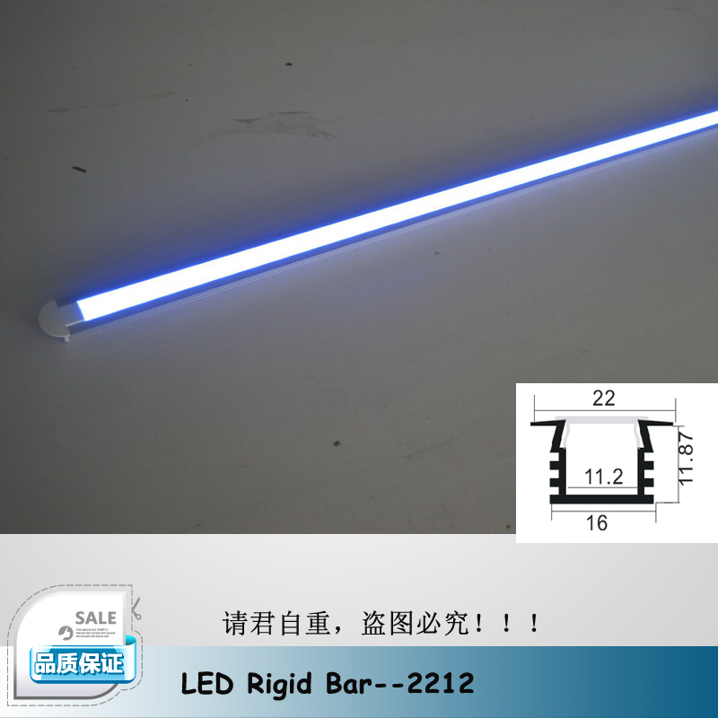 Aliexpress.com : Buy 50cm high power white/warm RGB LED Under ...