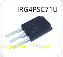 10PCS/LOT IRG4PSC71U G4PSC71U IR TO-247 60A600V