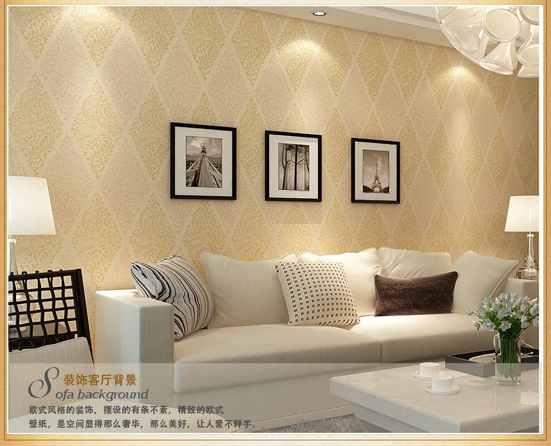 Renovator Modern Mural Wallpaper Home Decor Diy 3d Tapete Waterproof