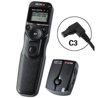 VILTROX JY710 C3 LCD Shutter Release Camera Timer Remote Wireless Controller For Canon 5D MarkIII 7D