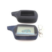 A91 LCD รีโมทคอนโทรลสำหรับ 2 way car alarm starline 91 เครื่องยนต์ starline A91 fob พวงกุญแจ/lcd body รีโมทคอนโทรลจัดส่งฟรี