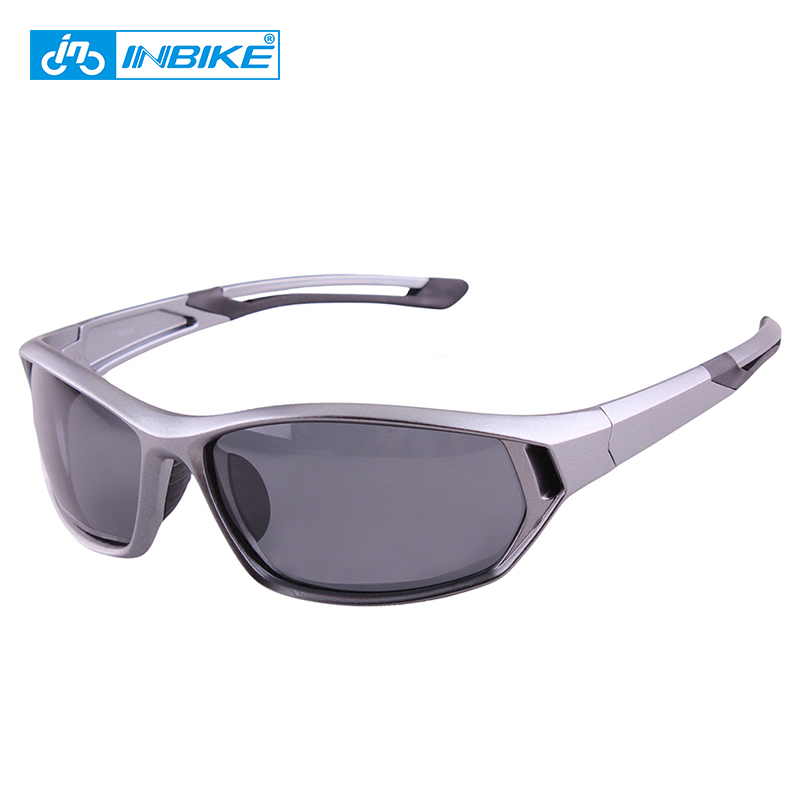 INBIKE 100% UV Proof Cycling Eyewear 25.5g Ultra Light Protective Glasses Anti-slip Sport Bicycle Goggles Riding Bike Sunglasses