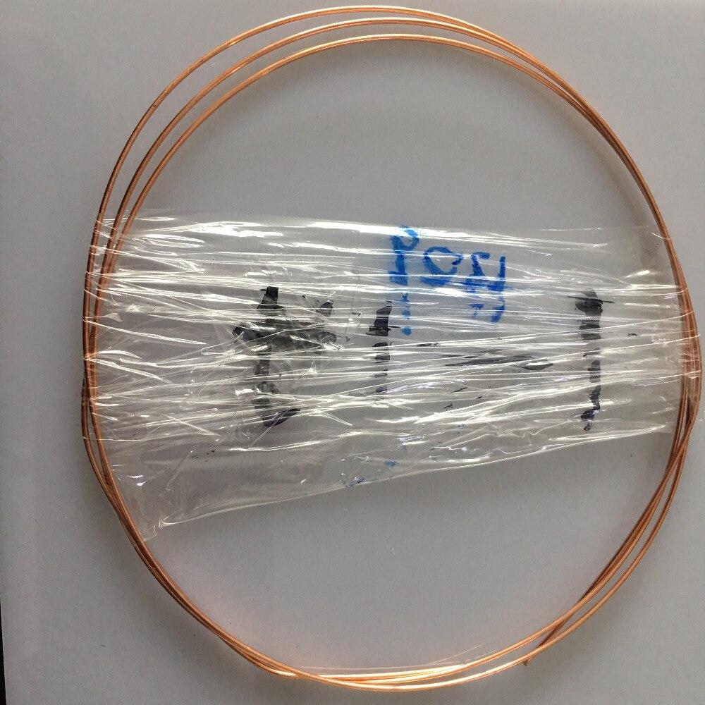 1roll Sale YT1309 Diameter 1mm T2 Copper Copper Wire 1meter Length ...