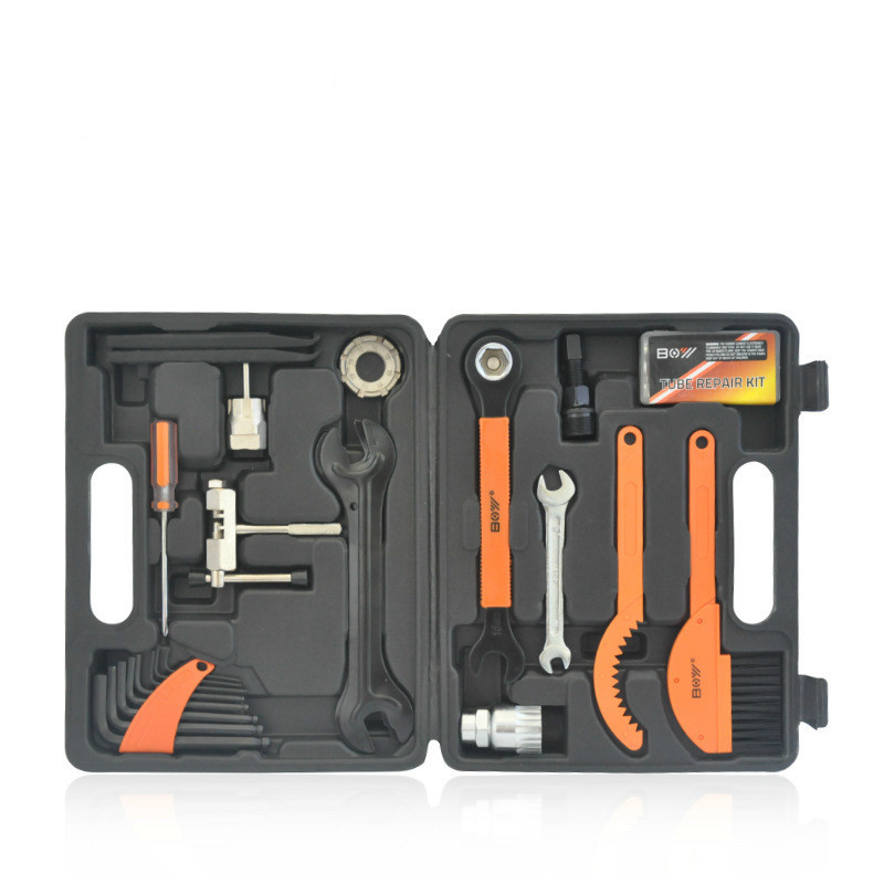 Bicycle Tool Box Multi-Function Tool Kit Tool Bicycle Maintenance Removal Tool used original 90% adf maintenance kit 525mfp for hp575 725 775 7500 adf maintenance kit